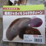 ジャガイモ(シャドウクィーン)の栽培方法