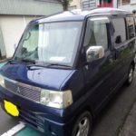 タウンボックス 軽バン  DIYカスタム 畑・山小屋専用車